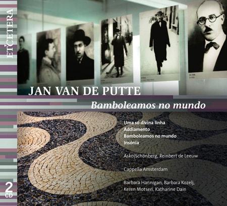 CD cover Jan van de Putte